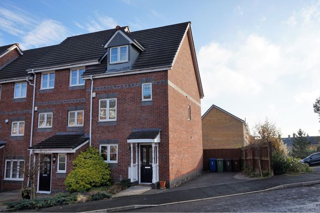 Town house in  Sims Close  Ramsbottom  Manchester