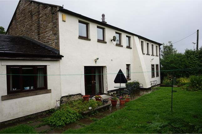 Thumbnail Detached house for sale in Burnley Road, Bacup