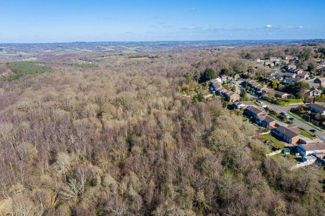 Thumbnail Land for sale in Springwood Road, Heathfield