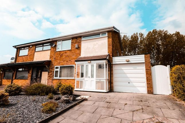 Thumbnail Semi-detached house to rent in Turnberry, Skelmersdale