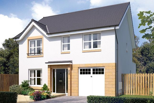 Thumbnail Detached house for sale in Rosebury Pitdinnie Grange, Cairneyhill