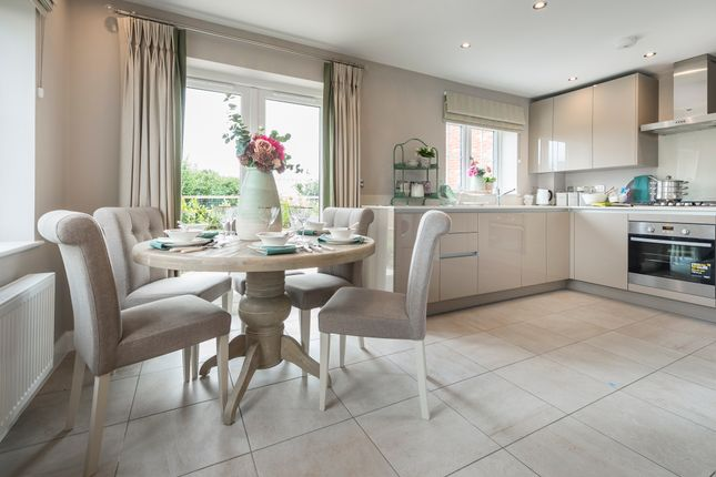 Thumbnail Detached house for sale in Shrewsbury Road, Bomere Heath