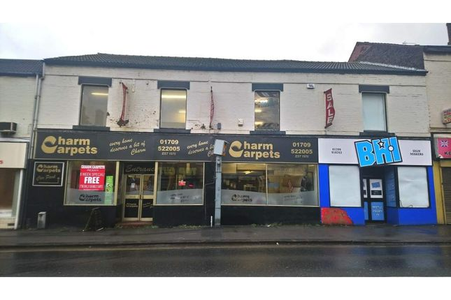 Thumbnail Commercial property for sale in 110-114 Broad Street, Rotherham
