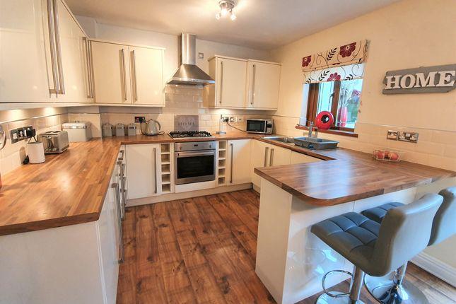 Kitchen Area of Ffordd Scott, Birchgrove, Swansea SA7
