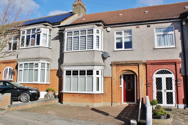 Thumbnail Terraced house for sale in Danbury Way, Woodford Green