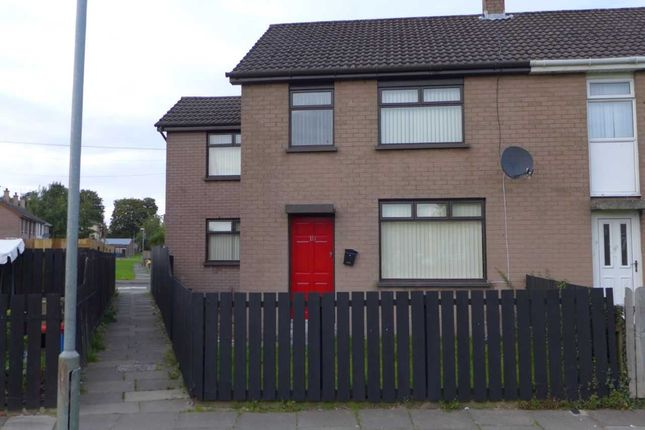 Thumbnail Terraced house for sale in Glenmill Park, Limavady