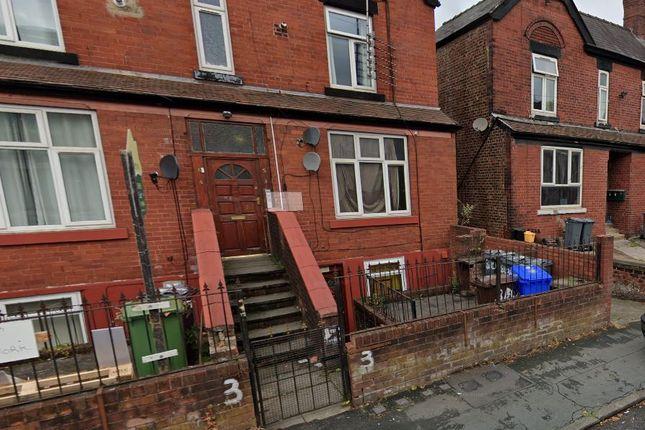Thumbnail Flat to rent in Buckhurst Road, Levenshulme, Manchester