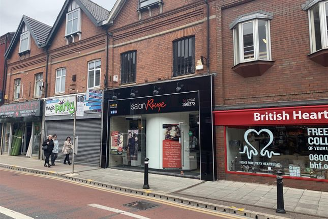 Thumbnail Retail premises for sale in Mesnes Street, Wigan