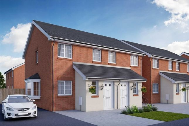 Thumbnail Semi-detached house for sale in New Road, Pontarddulais, Swansea