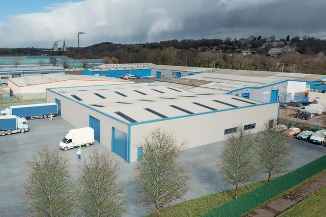Industrial to let in Blaenwern, Avondale Industrial Estate, Pontrhydyrun, Cwmbran