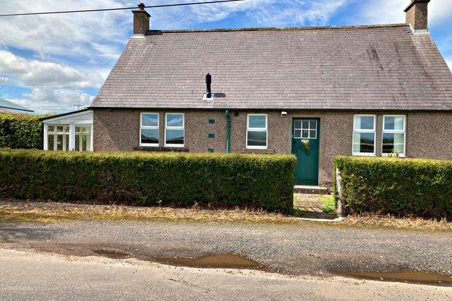Thumbnail Detached bungalow for sale in Cairnhill Farm Cottages, Duns