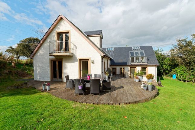 Thumbnail Detached house for sale in Greenrig Road, Lesmahagow, Lanark