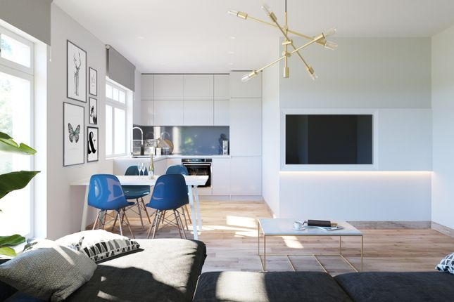 Flat for sale in Tettenhall Road, Wolverhampton
