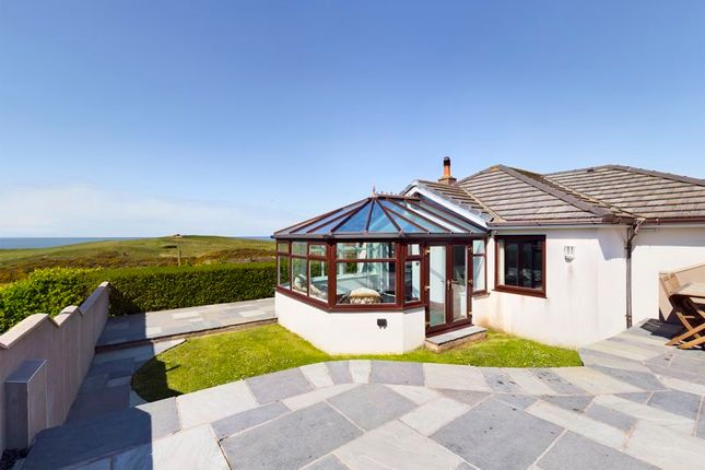 Thumbnail Detached bungalow for sale in Egremont Road, St. Bees