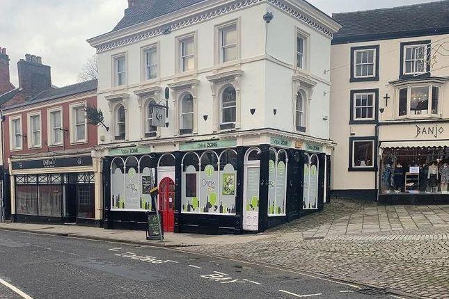 Thumbnail Commercial property for sale in 5B St. John Street, Ashbourne, Derbyshire