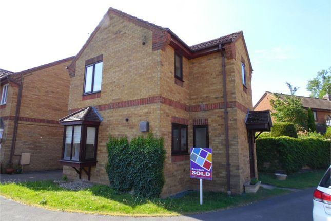 3 bed detached house to rent in Maxey Close, Market Deeping, Peterborough PE6