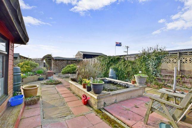 Rear Garden of Williamson Road, Lydd On Sea, Kent TN29