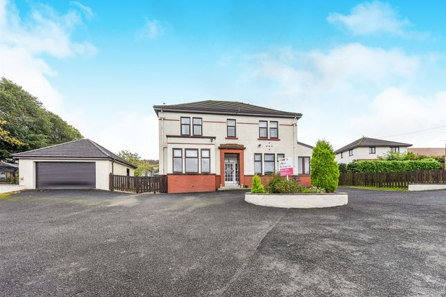 Thumbnail Detached house for sale in Bowfield Road, Howwood, Johnstone