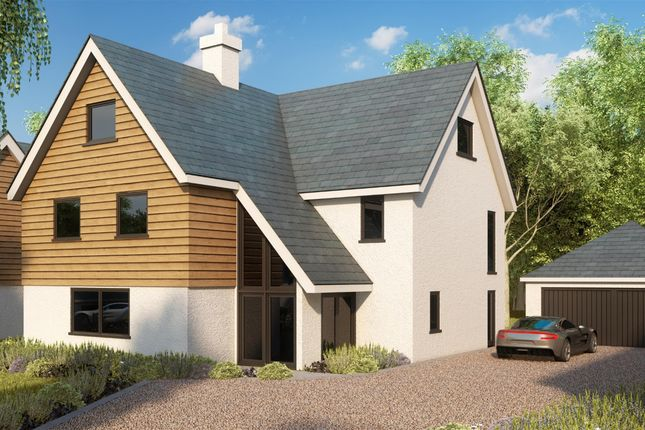 Thumbnail Detached house for sale in Plot 2, Station New Road, Brundall, Norwich