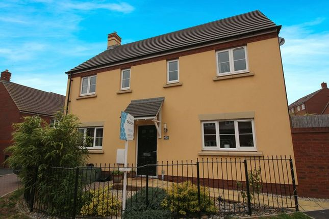 Thumbnail Detached house for sale in Grove Gate, Staplegrove, Taunton