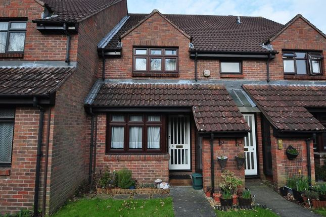 Thumbnail Terraced house to rent in Gordon Road, Camberley, Surrey