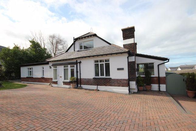 Thumbnail Detached bungalow for sale in Voel Road, Penmaenmawr