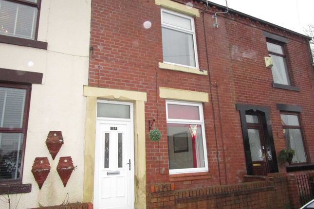 2 bed terraced house to rent in Salts Street, Shaw, Oldham