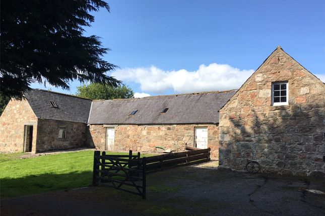 Thumbnail Detached house for sale in Tornaveen, Torphins, Banchory, Kincardineshire