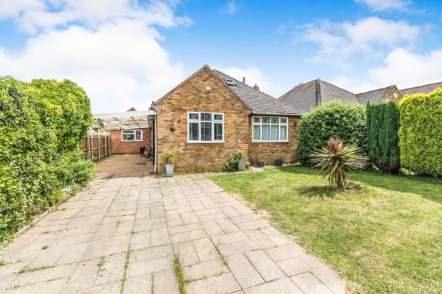 Thumbnail Bungalow for sale in Egerton Road, Streetly, Sutton Coldfield, West Midlands