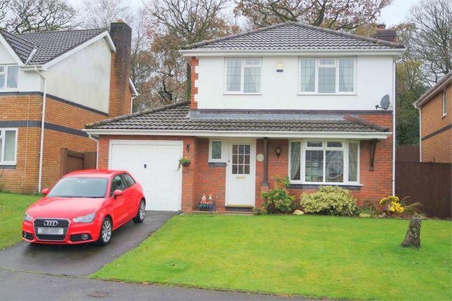 Thumbnail Detached house for sale in Parc Tyn-Y-Waun, Llangynwyd, Maesteg, Mid Glamorgan