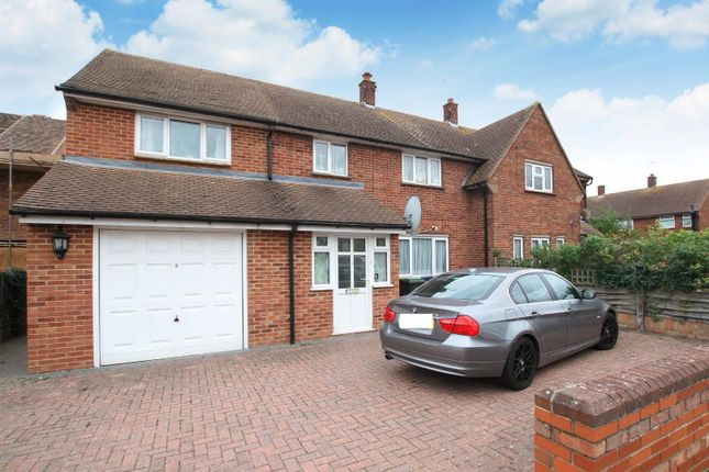 Thumbnail Semi-detached house to rent in Plough Lane, Whitstable