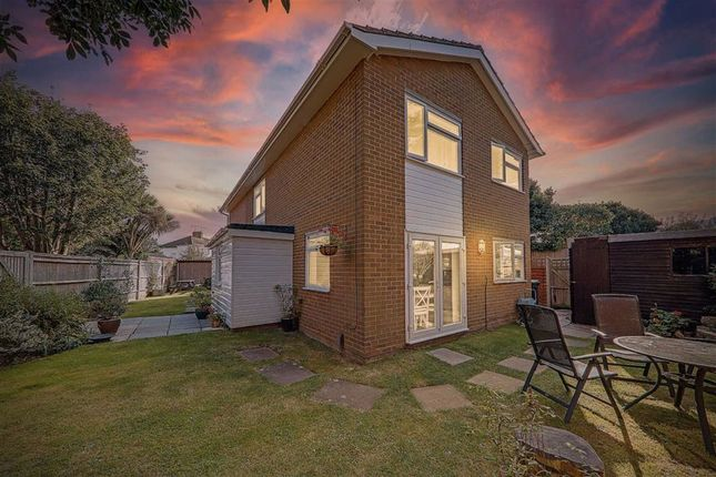 Thumbnail Detached house for sale in Goring Way, Goring By Sea, Worthing, West Sussex
