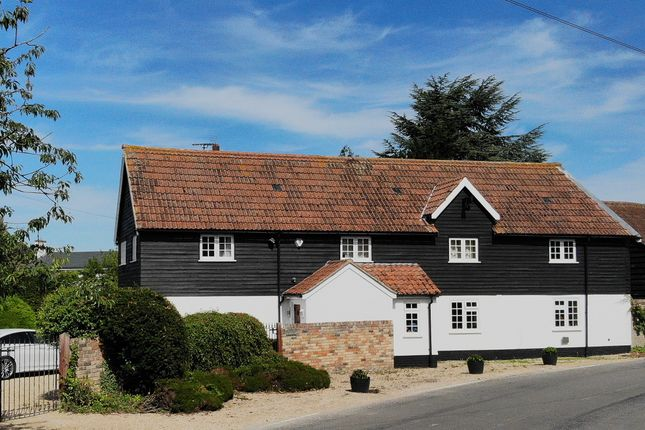 Thumbnail Barn conversion for sale in Mill Road, Great Wilbraham, Cambridge