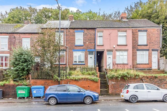 2 bed terraced house for sale in Owler Lane, Sheffield, South Yorkshire S4