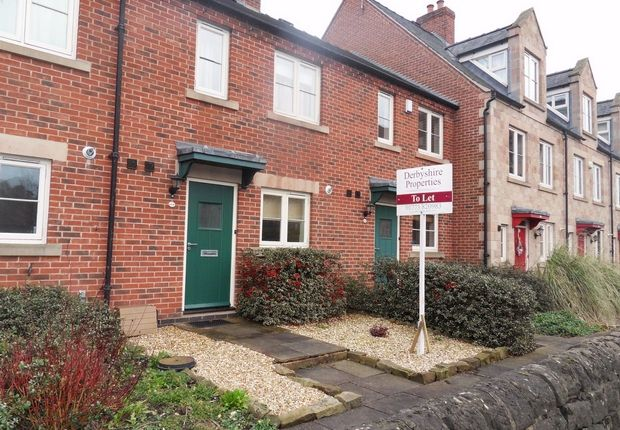 Thumbnail Town house to rent in Matlock Road, Belper, Derbyshire