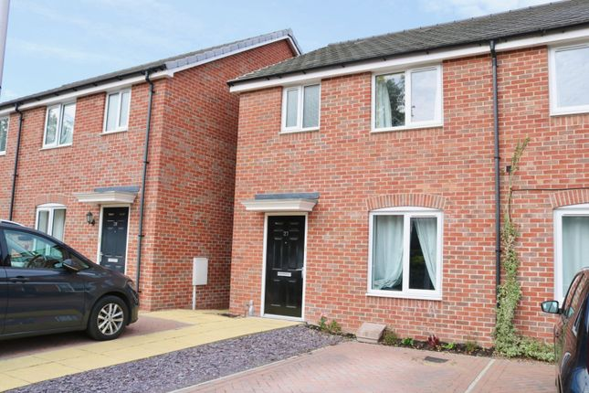Thumbnail Semi-detached house for sale in Moat Lane, Upnor, Rochester