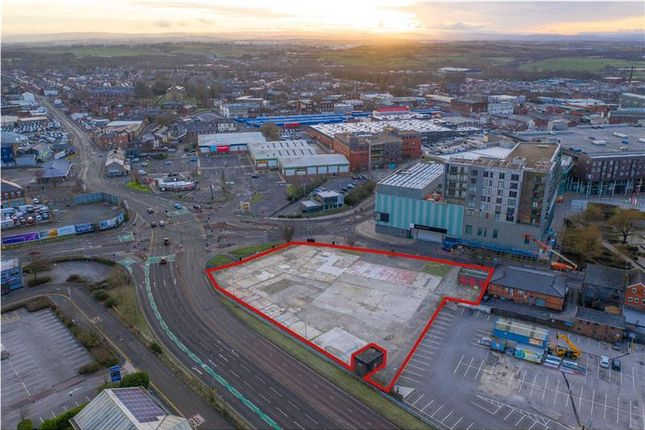 Thumbnail Commercial property for sale in Former Fire Station, The Rock, Bury, Greater Manchester