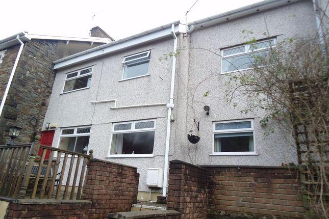 Thumbnail Terraced house for sale in Mount Pleasant Terrace, Cross Keys, Newport