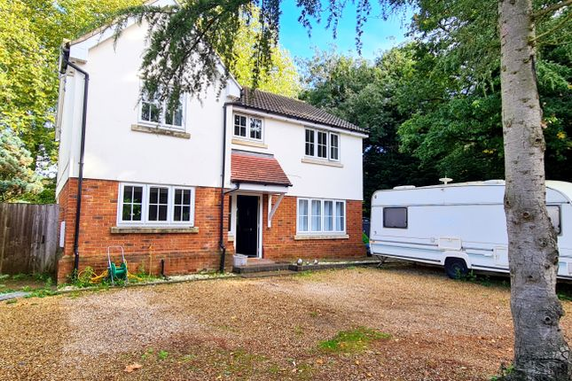 Thumbnail Detached house to rent in Church Road, Hatfield Peverel, Chelmsford