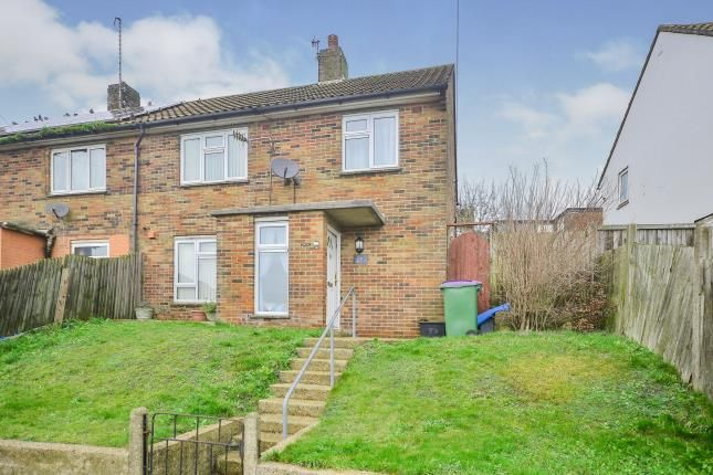 Thumbnail End terrace house for sale in Plimsoll Avenue, Folkestone, Kent