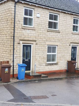 Front of Daniel Hill Mews, Sheffield S6