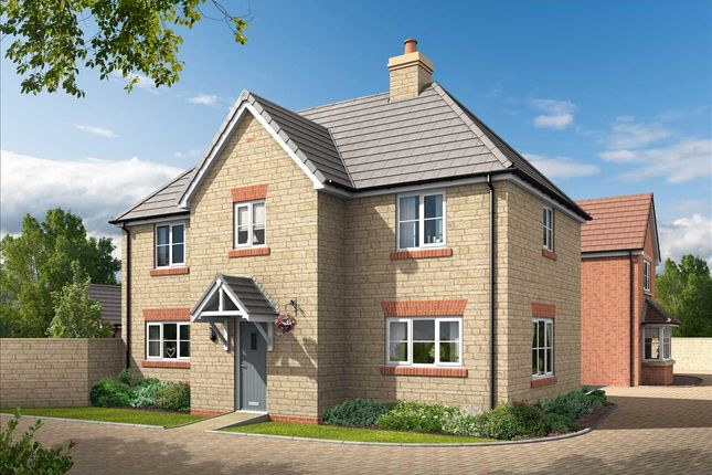 Thumbnail Detached house for sale in Signal Road, Cam, Dursley