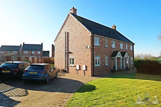 Thumbnail Semi-detached house to rent in Rupert Street, Lower Pilsley, Chesterfield, Derbyshire