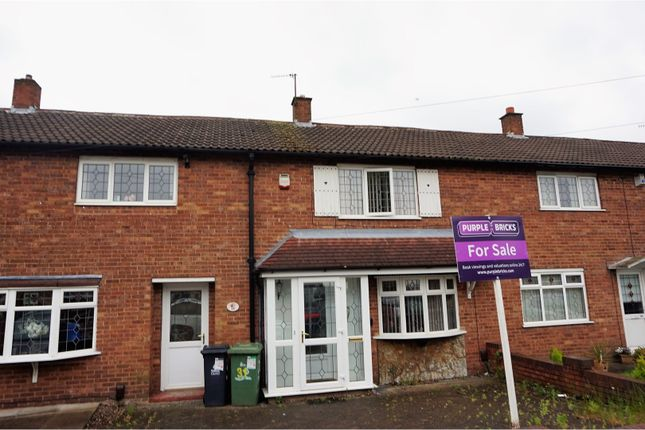 Thumbnail Terraced house for sale in Sandwell Place, Willenhall
