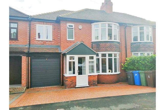 Thumbnail Semi-detached house for sale in Sunnyside Grove, Ashton-Under-Lyne