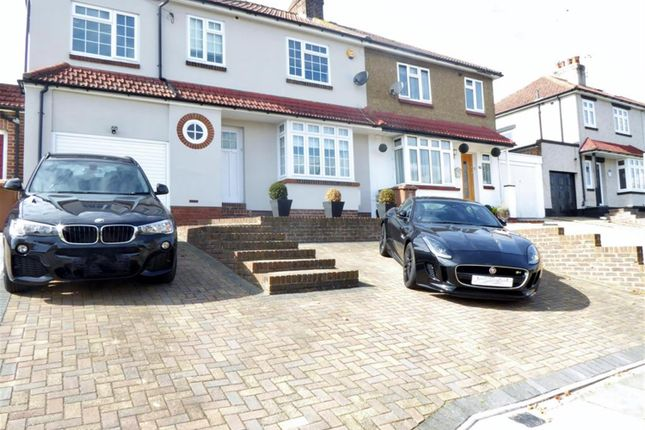 Thumbnail Semi-detached house for sale in Westfield Road, Barnehurst, Kent