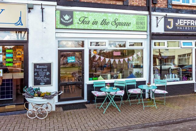 Commercial property for sale in The Square, Angmering, Littlehampton