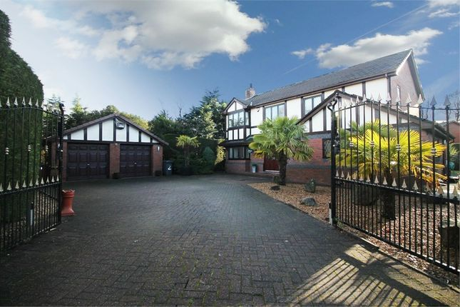Thumbnail Detached house for sale in Braemar Drive, Bury, Lancashire