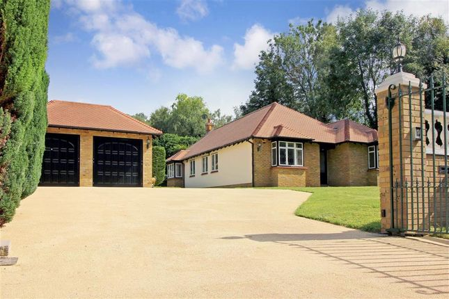 Thumbnail Bungalow for sale in Knatts Valley Road, Knatts Valley, Sevenoaks, Kent