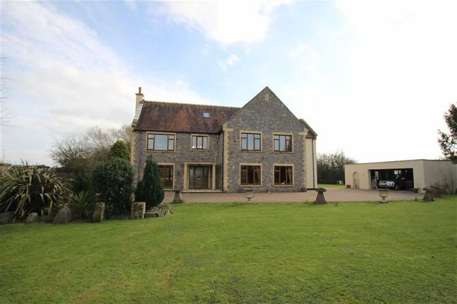 Thumbnail Detached house for sale in West Wick, Weston-Super-Mare